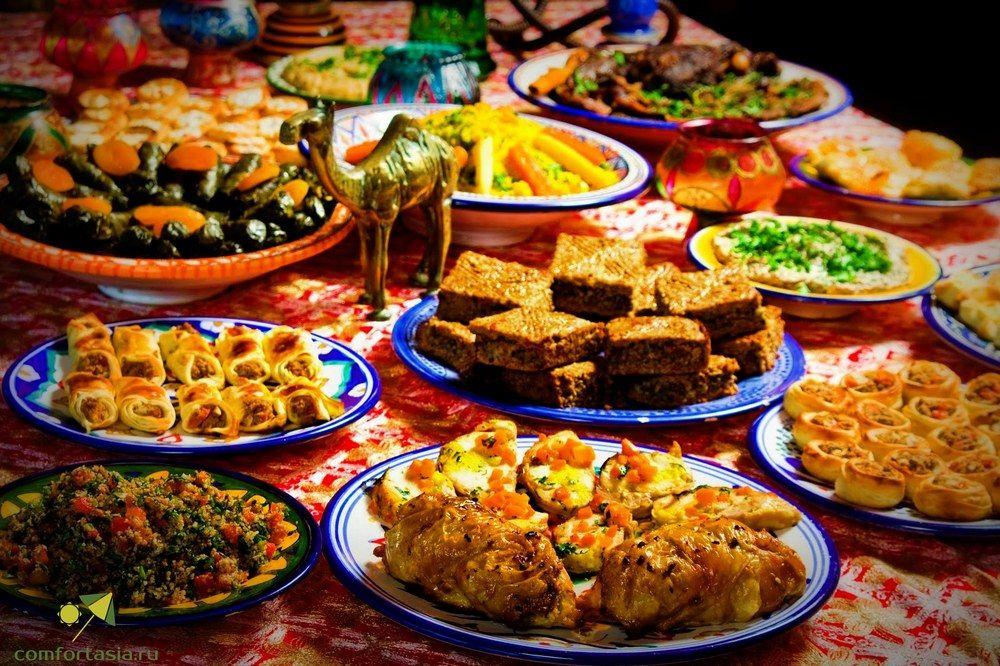 Арабская женщина на кухне видео фото 569-473