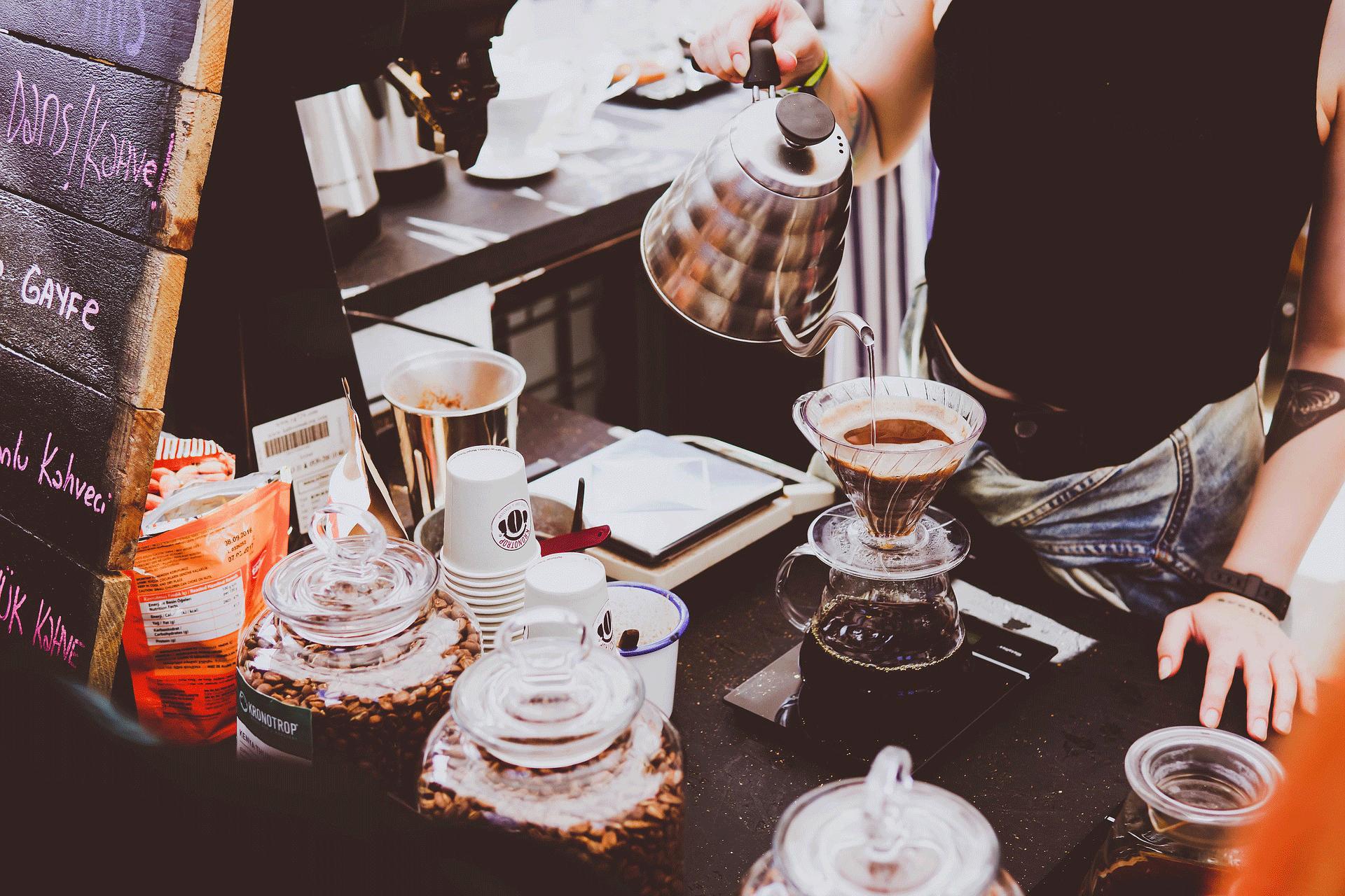 История кофе. Как появился кофе