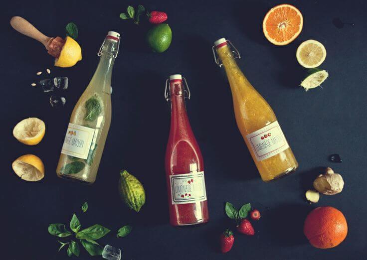 Домашний ЛИМОНАД - Полезный вкусный и простой рецепт