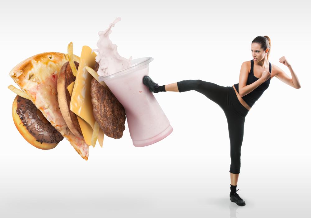 Как заставить себя похудеть? Мотивация для похудения.