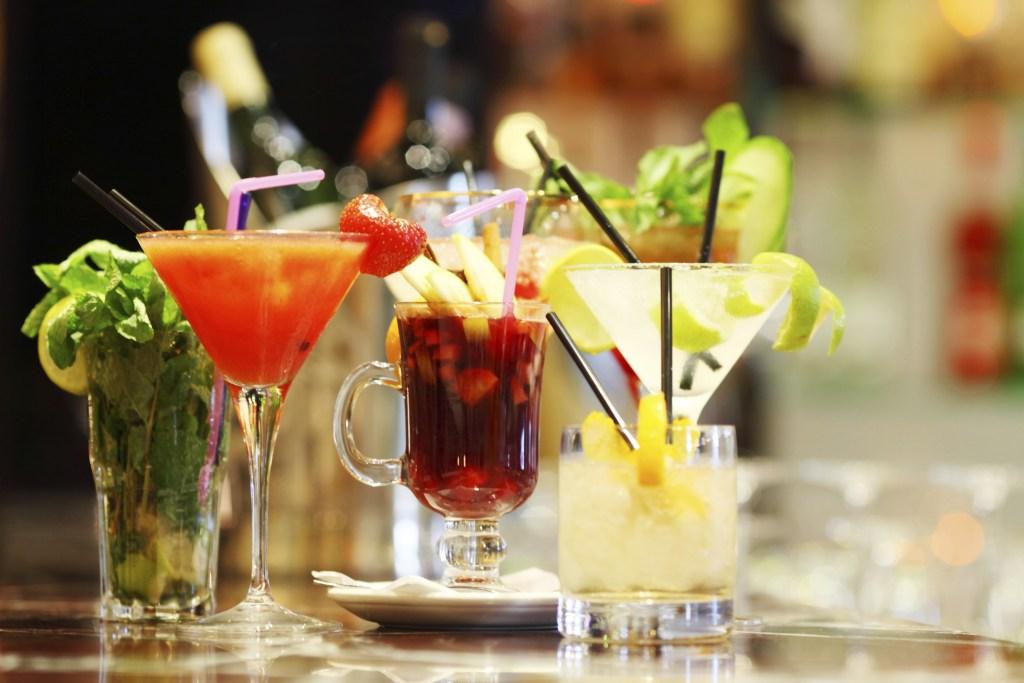 Рецепты безалкогольных коктейлей в домашних условиях на новый год