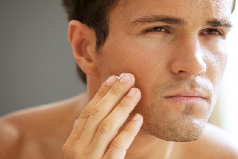 Особенности ухода за мужской кожей