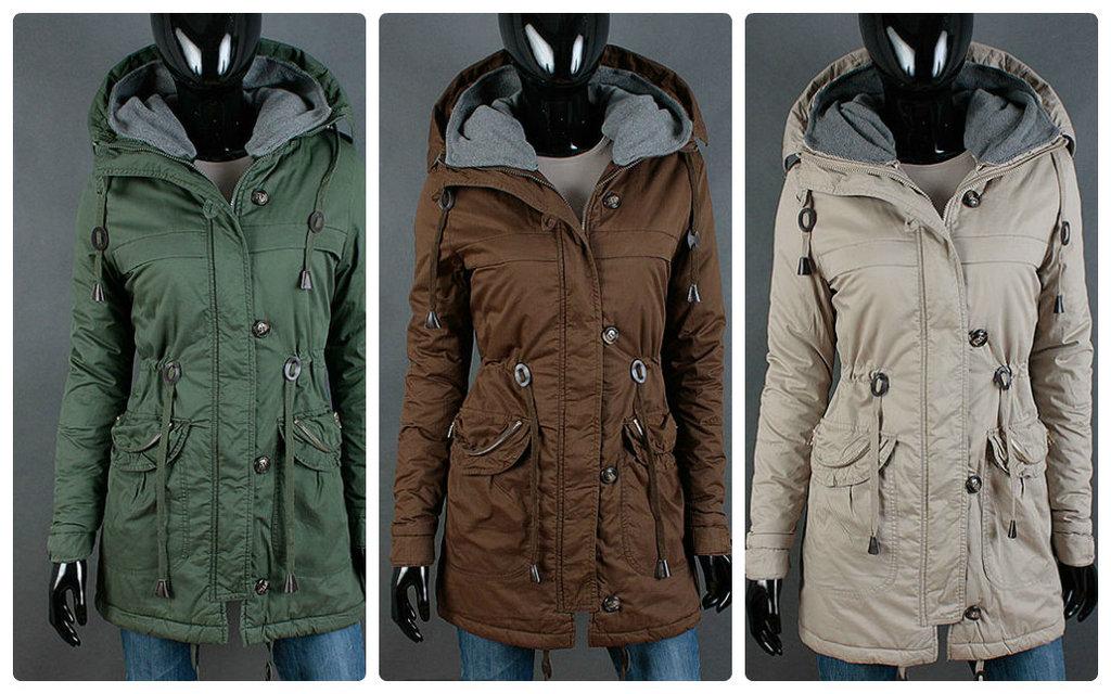 Зимняя куртка парка женская украина купить одежду moncler