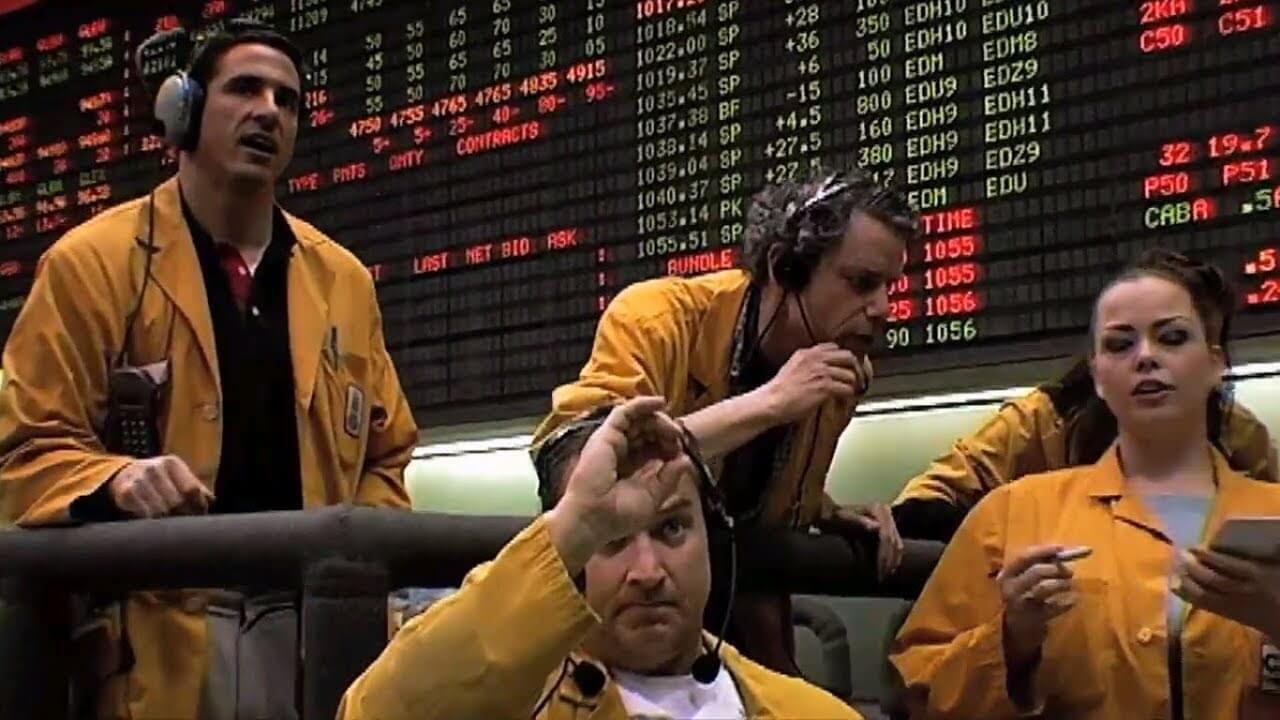 «В биржевой яме» 2010 г.