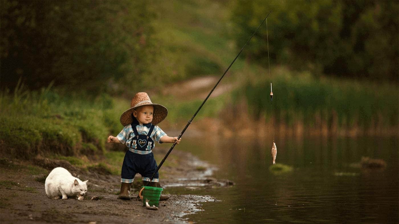 позволял картинка ловят рыбу буров