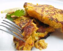 Картофельные пирожки с лососем: пошаговый рецепт